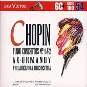 Basic 100 Vol 54 - Chopin: Piano Concertos 1 & 2 / Ax, et al