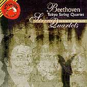 Beethoven: String Quartets / Tokyo String Quartet