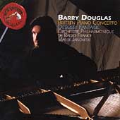 Britten: Piano Concerto;  Debussy: Fantaisie / Barry Douglas