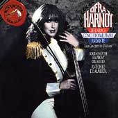 Ofra Harnoy - Offenbach: Concerto Militaire, etc;  Lalo