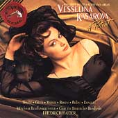 Vesselina Kasarova -A Portrait:Handel/Gluck/Mozart/etc(9/1996):Friedrich Haider(cond)/Munich Radio SO/etc