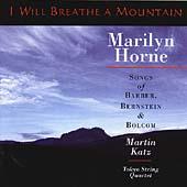 Barber; Bernstein; Bolcom: Songs