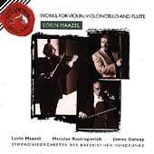 Maazel: Works for Violin, Cello and Flute / Maazel, et al