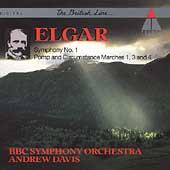 Elgar: Symphony no 1, etc / Davis, BBC Symphony Orchestra