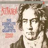 Beethoven: Complete String Quartets / Vermeer Quartet