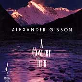 A Concert Tour / Alexander Gibson