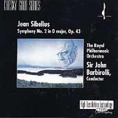 Gold Series - Sibelius: Symphony No. 2 / Sir John Barbirolli
