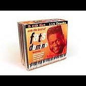 Only The Best Of Fats Domino
