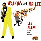 Walking With Mr. Lee