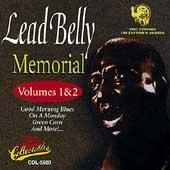 Leadbelly Memorial Volumes 3 & 4