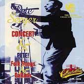Concert Folk Songs And Ballads