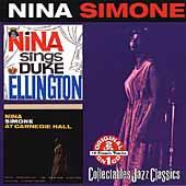 Sings Duke Ellington/At Carnegie Hall