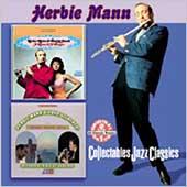 A Mann & A Woman/Herbie Mann & Joao Gilberto.