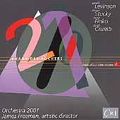 Music of Our Time Vol 4 / James Freeman, Orchestra 2001