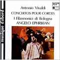 Vivaldi: Concertos Pour Cordes / Ephrikian, I Filarmonici