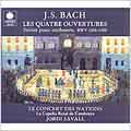 Bach: Four Orchestral Suites BWV 1066-1069 / Savall