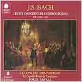 Bach: Les Six Concertos Brandenbourgeois / Jordi Savall