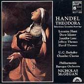 Handel: Theodora Selections / McGegan, Hunt, Minter, et al