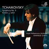 Tchaikovsky: Symphony no 5, etc / Daniele Gatti, Royal PO
