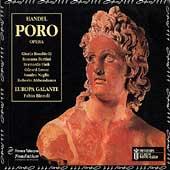 Handel: Poro / Biondi, Banditelli, Lesne, Europa Galante