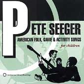 American Folk, Game & Activity Songs... [HDCD]