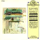 E.T.Zwilich: Symphony No.1, Celebration, Prologue & Variations / John Nelson(cond), Indianapolis SO