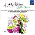 Britten:A Midsummernight's Dream (1990) :Richard Hickox(cond)/City of London Sinfonia/James Bowman(T)/etc