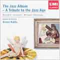 The Jazz Album :Simon Rattle(cond)/London Sinfonietta/John Harle(alto-sax)/Peter Donohoe(p)/etc