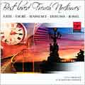 French Nocturnes -Satie/Faure/Massenet/Debussy/Ravel :Paul Tortelier(cond)/ECO/Jean-Bernard Pommier(cond)/Northern Sinfonia of England