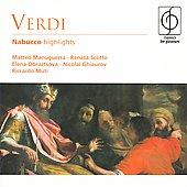 Verdi :Nabucco  / Riccardo Muti(cond), Philharmonia Orchestra, Renata Scotto(S), etc