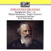 Brahms: Symphonies nos 1-4, Haydn Variations / Sanderling