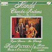 Handel: Chandos Anthems Vol 2 / Christophers, The Sixteen