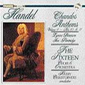 Handel: Chandos Anthems Vol 4 / Christophers, The Sixteen