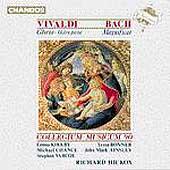 Vivaldi: Gloria;  Bach: Magnificat / Hickox, Kirkby, et al