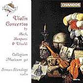Violin Concertos / Standage, Collegium Musicum 90