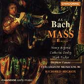 Bach: Mass in B minor / Hickox, Collegium Musicum 90