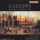 Galuppi: Messa per San Marco, 1766 / Bressan, Athestis, etc