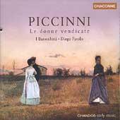 Piccini: Le donne vendicate / Diego Fasolis, et al