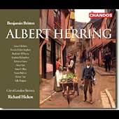 Britten: Albert Herring / Hickox, Gilchrist, Stephen, et al