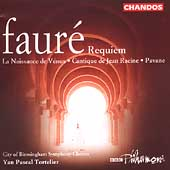 Faure:Requiem, etc / Tortelier, Plazas, Stephen, et al