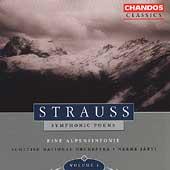 R.シュトラウス: 交響詩集Vol.1