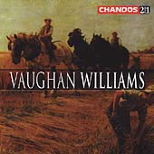 Vaughan Williams: The Poisoned Kiss, Sea Songs, etc