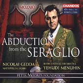 Opera in English - Mozart: The Abduction from the Seraglio