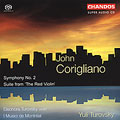 John Corigliano: Symphony No.2; Suite from 'The Red Violin'