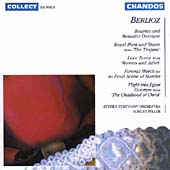 シドニー交響楽団/Berlioz: Scenes and Overtures / Robert Pikler [CHAN6587]