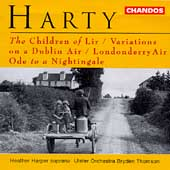 Harty: Children of Lir, etc / Harper, Thomson, Ulster Orch