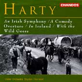 Harty: An Irish Symphony, etc / Thomson, Ulster Orchestra