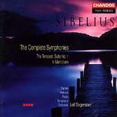 Sibelius: Complete Symphonies, etc / Segerstam, Danish NRSO