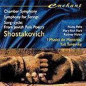 Shostakovich: Chamber Symphony, etc / Yuli Turovsky