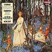 Stravinsky: The Fairy's Kiss, etc / Jaervi, Scottish NO
